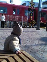 あ!電車!