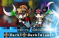 rahiroさん再び!www