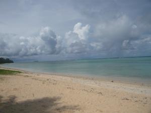 砂浜サイパン