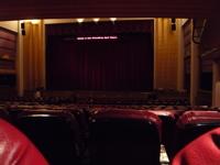 バンコク劇場内部