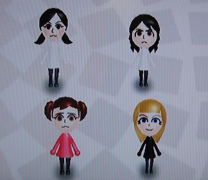 『Re:Survival』のMii
