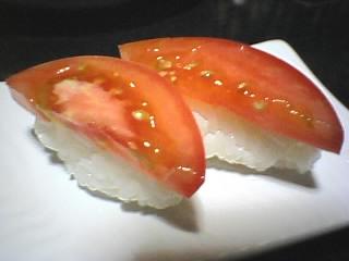 トマト寿司