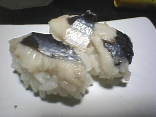 トビウオ寿司