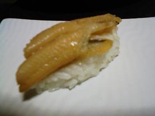 煮アナゴ寿司