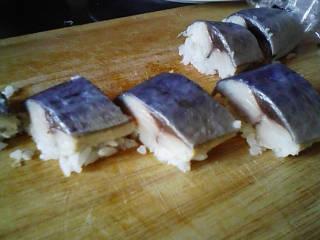 サバ押し寿司
