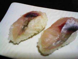 カマス寿司
