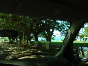 GUAM海岸線