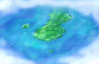 空から見る沖縄