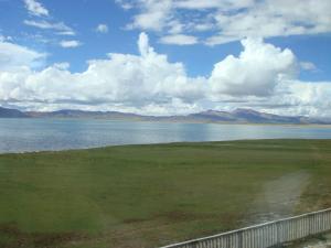 ツォナ湖さようなら