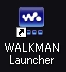 Desq Top - WALKMAN Launcher