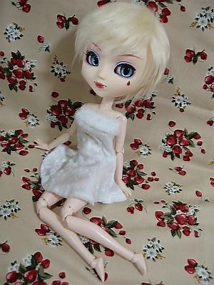 白ドレス2