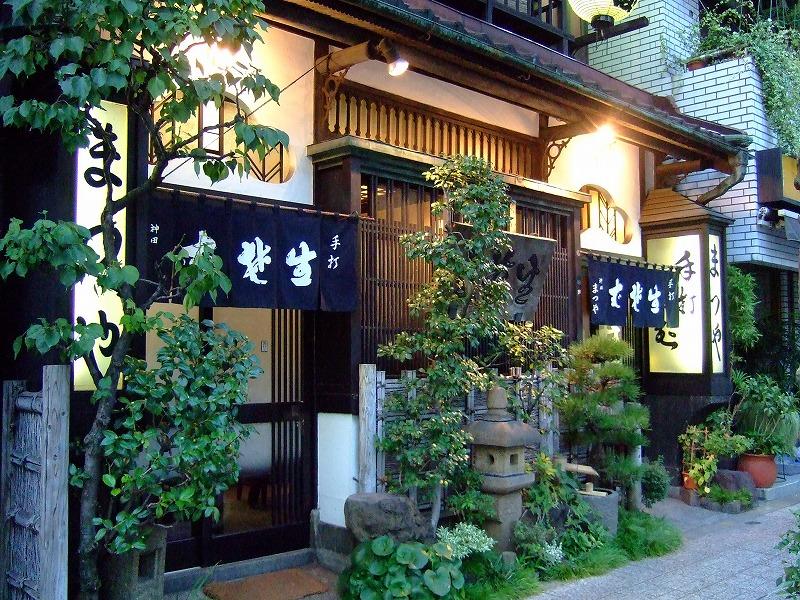 ■ 神田 まつや 東京・神田 【2007年10月 夕】