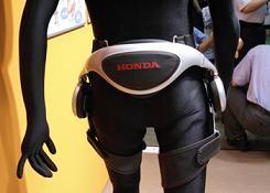 ホンダの装着型歩行アシスト