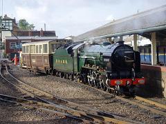 Romney, Hythe and Dymchurch鉄道