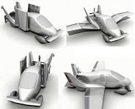 Transition Personal Air Vehicle