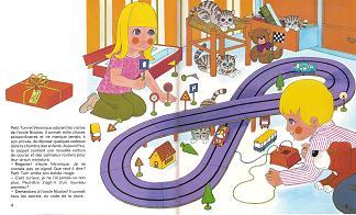 「Petit Tom et le code de la route」その2