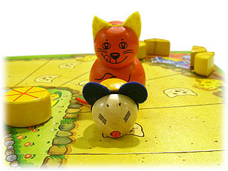 ねことねずみの大レース:ネコ